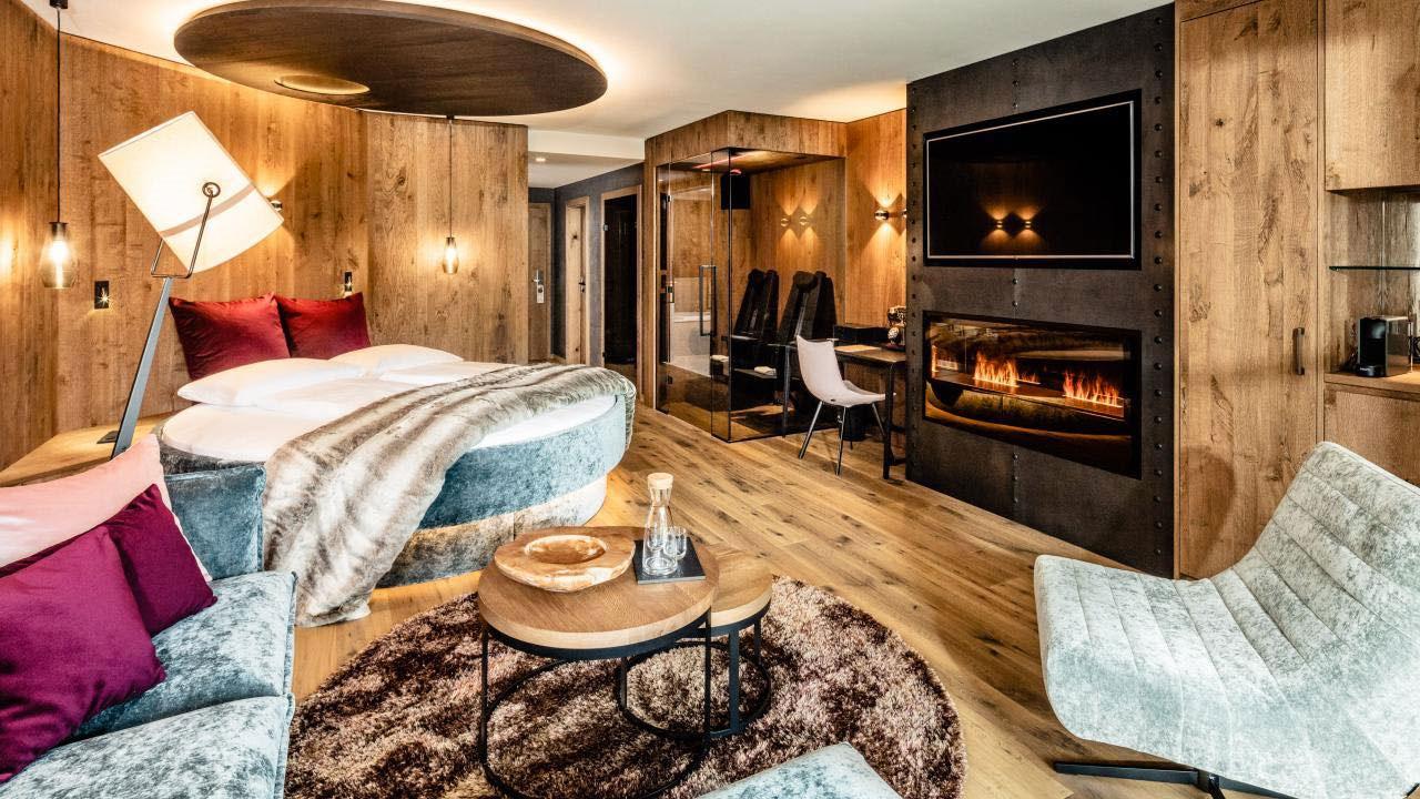 Cabine infrarouge chalet - Schwarzenstein hotel